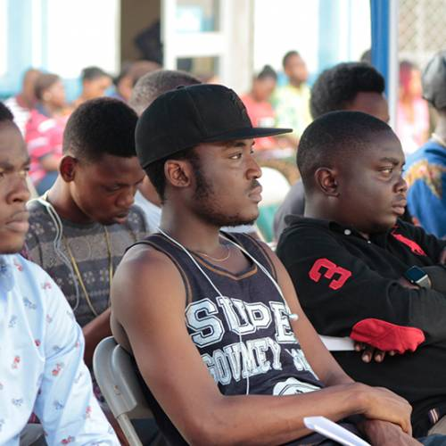 CUIB Builds Hope in Its Students
